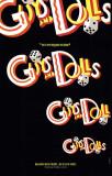 Guys and Dolls - Broadway Poster Masterprint