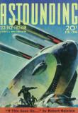 Astounding Stories - Pulp Poster, 1931 Masterprint