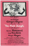 Pink Jungle, The - Broadway Poster , 1959 Masterprint