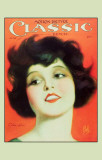 Clara Bow - Motion Picture Classic Magazine Cover 1920's Masterprint