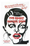 Rocky Horror Show, The - Broadway Poster , 1975 Masterprint