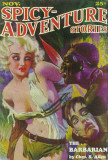 Spicy Adventure Stories - Pulp Poster, 1937 Masterprint