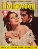 Merle Oberon - HollywoodMagazineCover1940&#39;s Masterprint