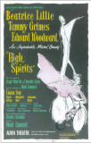 High Spirits - Broadway Poster , 1964 Masterprint