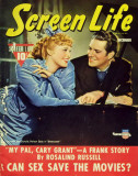 MacDonald, Jeanette - HollywoodScreenLifeMagazineCover1930&#39;s Masterprint