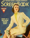 Young, Loretta - ScreenBookMagazineCover1930's Masterprint