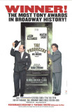 The Producers - Broadway Poster Masterprint