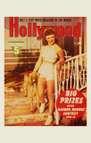 Ginger Rogers - Hollywood Magazine Cover 1930&#39;s Masterprint