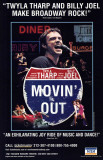Movin' Out - Broadway Poster Masterprint