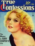 Thelma Todd - True Confessions Magazine Cover 1930's Masterprint