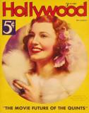 MacDonald, Jeanette - HollywoodMagazineCover1940's Masterprint
