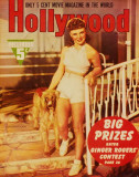 Ginger Rogers - Hollywood Magazine Cover 1940&#39;s Masterprint
