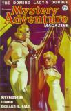 Mystery Adventure Magazine - Pulp Poster, 1936 Masterprint