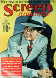 Tyrone Power - Screen Romances Magazine Cover 1930's Masterprint