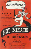 Hot Mikado, The - Broadway Poster , 1939 Lámina maestra