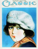 Marie Prevost - MotionPictureClassicMagazineCover1920's Masterprint