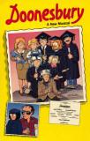 Doonesbury - Broadway Poster , 1983 Masterprint