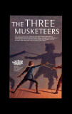 The Three Musketeers - Broadway Poster Masterprint
