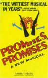 Promises, Promises - Broadway Poster , 1968 Masterprint