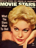 Kim Novak - Movie Stars Parade Magazine Cover 1950's Masterprint