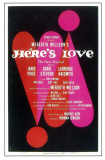 Here's Love - Broadway Poster , 1963 Masterprint