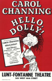 Hello Dolly - Broadway Poster Masterprint