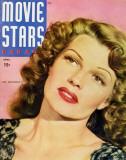 Rita Hayworth - MovieStarsParadeMagazineCover1940's Masterprint