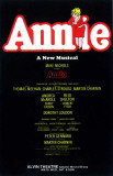 Annie - Broadway Poster , 1977 Masterprint