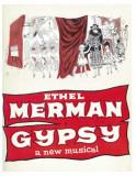Gypsy - Broadway Poster , 1959 Masterprint