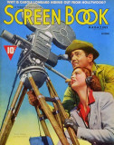 Myrna Loy - ScreenBookMagazineCover1930's Masterprint