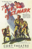 Eve of St. Mark, The - Broadway Poster , 1942 Masterprint