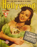Ida Lupino - HollywoodMagazineCover1940&#39;s Masterprint