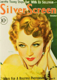 Wray, Fay - Silver Screen Magazine Cover 1930's Masterprint