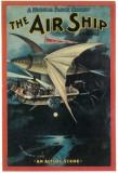 Air Ship, The - Broadway Poster , 1898 Masterprint