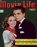 Bonita Granville - MovieLifeMagazineCover1930's Masterprint