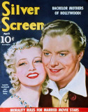 MacDonald, Jeanette - SilverScreenMagazineCover1940&#39;s Masterprint