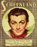 Robert Taylor - ScreenlandMagazineCover1930's Masterprint