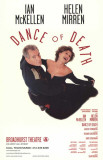 Dance of Death - Broadway Poster Masterprint