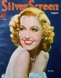 Jean Arthur - SilverScreenMagazineCover1940's Masterprint