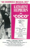 Coco - Broadway Poster , 1969 Masterprint