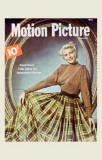 Rita Hayworth - Motion Picture Magazine Cover 1940's Photo