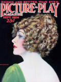 Anna Q. Nilsson - Picture-Play Magazine Cover 1920's Masterprint