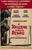 Streetcar Named Desire, A - Broadway Poster , 1988 Lmina maestra