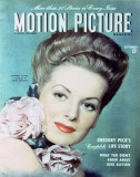 Maureen O'Hara - MotionPictureMagazineCover1930's Photo