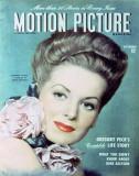 Maureen O'Hara - MotionPictureMagazineCover1930's Masterprint
