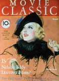 Marion Davies - Movie Classic Magazine Cover 1930's Masterprint