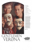 The Two Gentlemen of Verona - Broadway Poster Masterprint