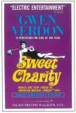 Sweet Charity - Broadway Poster , 1966 Masterprint