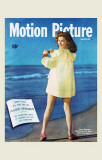 Susan Hayward - Motion Picture Magazine Cover 1930's Masterprint