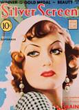 Joan Crawford - Silver Screen Magazine Cover 1930's Masterprint
